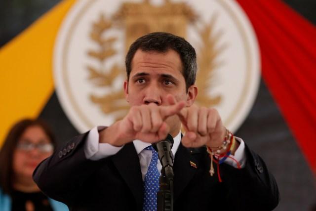 Guaidó a Maduro: El oro protegido por Inglaterra será destinado a atender a los venezolanos