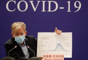 """""""El mundo no está preparado para hacer frente al coronavirus"""", alertó la OMS desde China"""