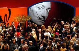Salvador Dalí conquistó Moscú: En paseo por la mayor retrospectiva del genio surrealista