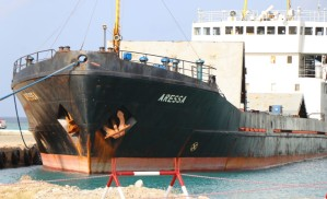 Autoridades de Aruba hallaron más de una tonelada de droga en barco que zarpó de Venezuela