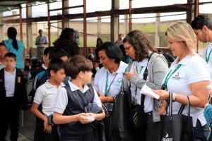 Más de 650 mil horas de solidaridad brindó el voluntariado Banesco