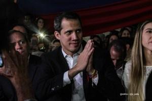 Guaidó agradeció a Bolivia y Ecuador por respaldar al Gobierno de Emergencia Nacional