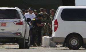Así desembarcaron la droga confiscada del buque Aressa que zarpó desde Venezuela (Videos)