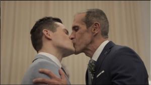 Amigos, familiares y un sacerdote: Revelan más detalles de la boda del actor de RCTV y su novio