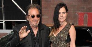 La actriz Meital Dohan rompe su noviazgo con Al Pacino por viejo