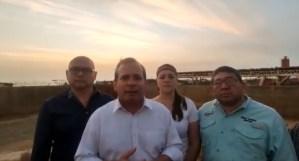 Juan Pablo Guanipa desde el Zulia: Tenemos que seguir luchando para sacar a Maduro del poder #26Feb (Video)