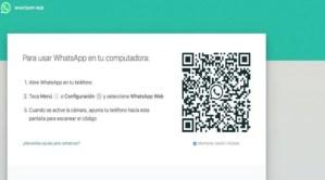 La novedosa manera en que los usuarios pueden cerrar WhatsApp Web desde sus teléfonos