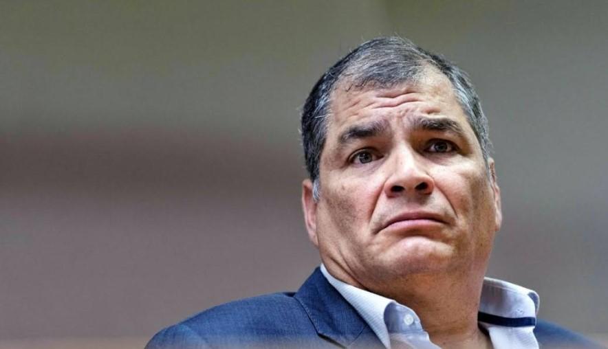 La Interpol buscando a Rafael Correa por cielo y tierra mientras se esconde en Venezuela (VIDEO)