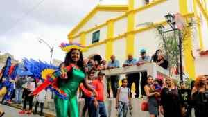 Más de 10 mil personas disfrutaron de los Carnavales en El Hatillo (Fotos)