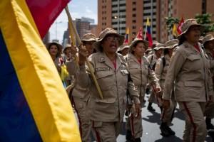Maduro enviará mil milicianos a Apure, zona en conflicto fronterizo con la guerrilla