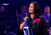 El gesto de Ana Gabriel con los venezolanos durante el Festival Viña del Mar 2020