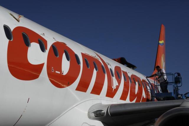Maduro volvió a insistir en meter los aviones de Conviasa en Estados Unidos