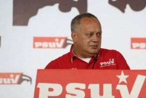 Diosdado admitió entrega de bolsas Clap en campañas de algunos candidatos del Psuv