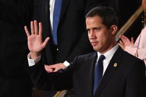 Guaidó agradeció el apoyo de la administración Trump a los venezolanos en su lucha por la democracia