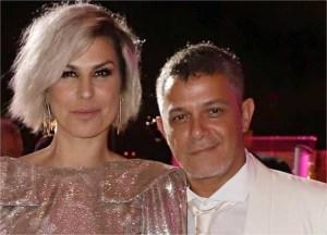 ¡Sin pudor! Ex esposa de Alejandro Sanz publicó una foto sin ropa