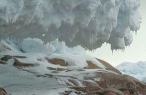 Apareció una isla oculta en la Antártida debido al deshielo causado por el calentamiento global