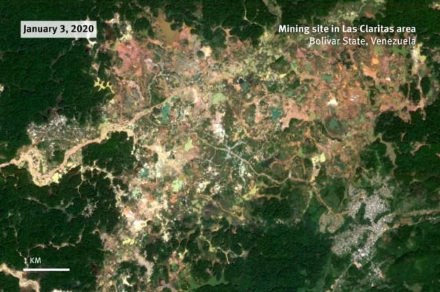 Las minas de oro ilegales en Venezuela solo dominan las amputaciones, contaminación y violencia 9
