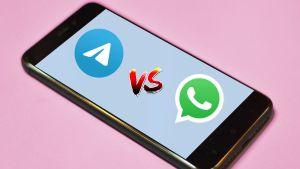Si Telegram es mejor, ¿por qué WhatsApp ha triunfado más?