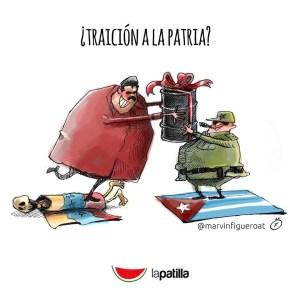 Caricaturas de este domingo 23 de febrero de 2020