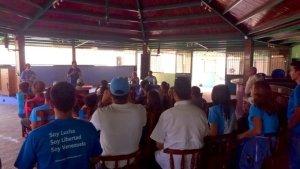 Denunciaron que la GNB irrumpió en la sede de Vente Venezuela en Ocumare de la Costa
