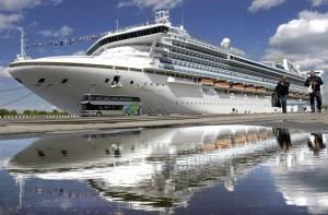 Crucero debe regresar a puerto de California tras sospecha de coronavirus