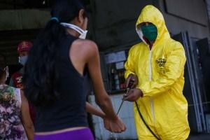 Régimen reporta dos nuevos casos Covid-19, la mayoría  se concentran en la región central del país