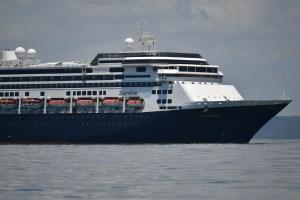 Murieron cuatro pasajeros a bordo del crucero Zandaam con 138 personas enferma