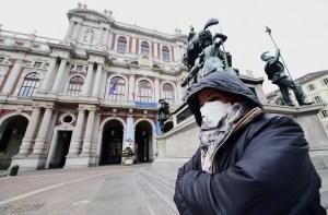 Sube a 148 la cifra de fallecidos por coronavirus en Italia