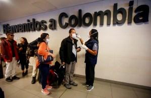 Colombia pasa de 500 casos de coronavirus y falla una máquina de diagnósticos