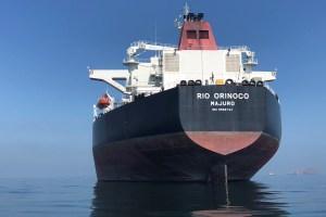 Cargamento de crudo venezolano llegó a una refinería administrada por ENI, en Italia
