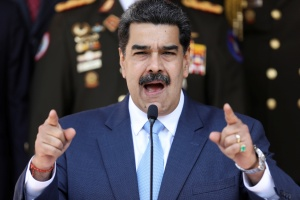 Maduro pide no politizar el tema del coronavirus mientras apunta el dedo a los EEUU y la oposición (VIDEOS)