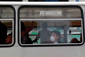 Aumentan el pasaje del transporte urbano en La Guaira a partir del #15May