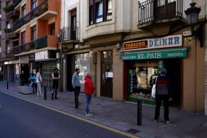 El coronavirus destruyó más de 900 mil empleos en España en solo 20 días, la mayor pérdida de trabajo de su historia