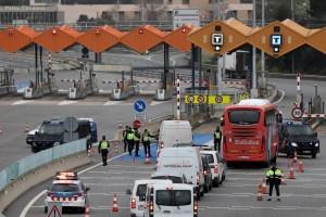 España mantendrá cerradas sus fronteras a Marruecos, Argelia y China