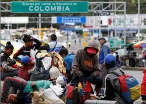 Ecuador no tiene objeciones para abrir un corredor humanitario a venezolanos que retornen