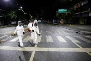 Venezuela superó los seis mil casos de Covid-19 tras otra jornada plagada de contagios