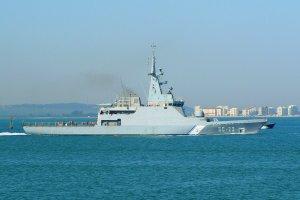 """Guardacostas """"Naiguatá"""" zozobró tras colisión con un buque portugués cerca de la isla La Tortuga"""