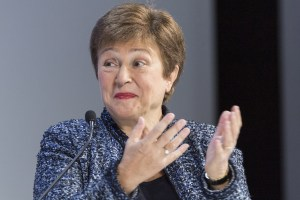 FMI: Ya estamos en una recesión igual o peor que la de 2009
