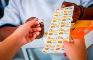 En Maracay se incrementó las ventas de tapabocas y antibacteriales