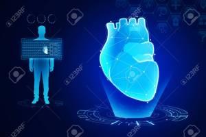 """Estamos cerca de tener dos corazones y uno será un """"gemelo digital"""""""