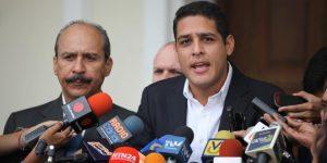 José Manuel Olivares: Maduro y Brito pueden robarse la tarjeta de PJ, pero no la historia