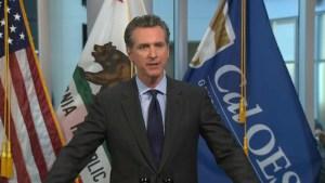 Newsom: Están prohibidos los desalojos de inquilinos por dos meses en California