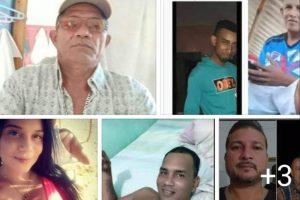 Se cumplieron 72 horas de la desaparición de 19 personas en aguas de Paraguaná