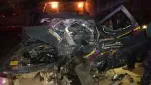 Un funcionario de las Faes murió y otros tres resultaron heridos tras accidente vial en Apure (Fotos)