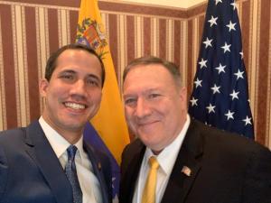 Reuters: EEUU llama a un amplio gobierno de transición en Venezuela