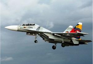 Aviones militares inquietaron a los carabobeños (video)