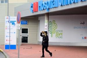 El coronavirus se expande por una residencia de ancianos en Madrid