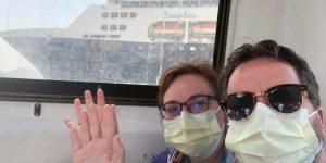 Piden a Florida que dejen bajar a pasajeros enfermos en cruceros