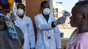 Confirman el primer caso de coronavirus en Sudáfrica