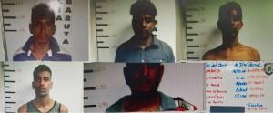 Se fugaron seis detenidos de los calabozos de Polibaruta